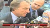 30/09/2009 - Montezemolo: su incentivi soddisfatto da parole Premier