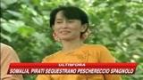 02/10/2009 - Birmania, negati la libertà a San Suu Kyi