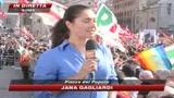 Libertà di stampa, in migliaia a piazza del Popolo