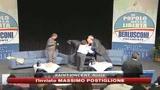 Saint-Vincent, Brunetta all'attacco dei giornalisti