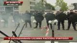 05/10/2009 - Crisi latte, 2mila trattori contro le decisioni Ue