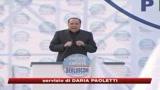 06/10/2009 - Lodo Mondadori, Berlusconi: Vado avanti