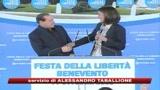 Giustizia, Di Pietro: bisogna liberarsi di Berlusconi