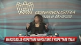 12/10/2009 - Marcegaglia: rispettare Napolitano  rispettare Italia