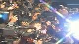 15/10/2009 - Clooney-Canalis insieme sui red carpet da Londra a Roma