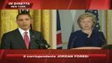 15/10/2009 - Usa, Hillary supera Obama nei sondaggi