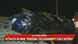 18/10/2009 - Australia, incredibile carambola: auto vola su un tetto