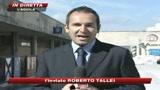 20/10/2009 - L'Aquila, un pronto soccorso pediatrico con aiuti Sky