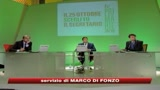 20/10/2009 - Pd, Bersani: non vedo il rischio di scissioni