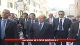 21/10/2009 - Posto fisso, Berlusconi difende Tremonti: è un valore