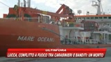 21/10/2009 - Nave dei veleni, iniziata missione della Mare Oceano
