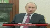 23/10/2009 - Russia, il viaggio di ritorno di Silvio Berlusconi