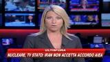 23/10/2009 - Nucleare, l'Iran rifiuta l'accordo dall'Aiea