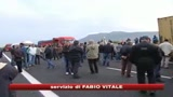 Protesta Videocon A1 chiusa per ore,