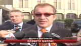 24/10/2009 - Maroni: incontro Tremonti-Berlusconi appianerà problemi