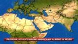 24/10/2009 - Pakistan, attaco di un drone Usa: almeno 14 morti