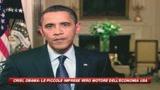Obama lancia le piccole imprese: cuore di economia Usa