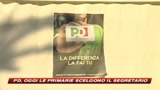 25/10/2009 - Oggi le primarie: il popolo del Pd sceglie il leader