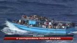 Barcone con 200 immigrati a bordo nel Canale di Sicilia