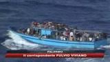 26/10/2009 - Barcone con 200 immigrati a bordo nel Canale di Sicilia