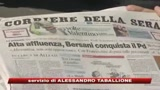 Bersani, Pdl: ora basta con l'antiberlusconismo