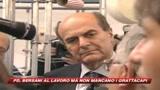 Pd, Bersani alle prese con le nuova alleanze