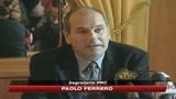 Di Pietro e Ferrero: tutti in piazza contro Berlusconi
