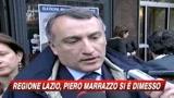 Marrazzo fugge da Roma. Pm: nessuna indagine su di lui