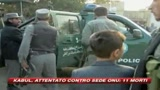 29/10/2009 - Kabul, bilancio tragico dell'attentato contro sede Onu 