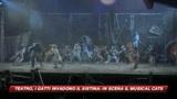 I gatti invadono il Sistina: in scena il musical cats