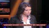 30/10/2009 - Milano, giovane trovato ucciso accoltellato