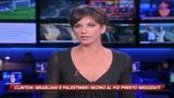31/10/2009 - Clinton: Israeliani e palestinesi affrettino negoziati