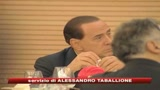 Berlusconi: Non lascer mai, anche se condannato