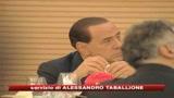Berlusconi: Non lascerò mai, anche se condannato