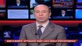 Sottomarino russo testa missile intercontinentale