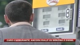 02/11/2009 - Caro carburanti, nuovi rincari di benzina e diesel