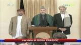 Karzai: popolo afghano vero vincitore delle elezioni