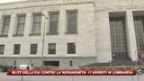 Le mani della 'ndrangheta in Lombardia, blitz della Dia