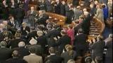 Angela Merkel intervento ecologista al Congresso Usa