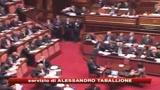 05/11/2009 - Manovra, modifiche già nel primo esame al Senato