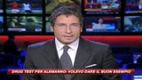 Test antidroga per Gianni Alemanno
