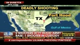 Texas, sparatoria in una base militare. Sette morti