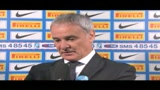 09/11/2009 - Roma, Ranieri: siamo stati picchiati dall'Inter
