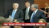 Trichet: evitata una depressione minacciosa