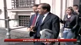 Giustizia e regionali, faccia a faccia Berlusconi-Fini