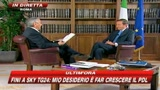 Fini a SKY TG24: I giovani non devono rassegnarsi