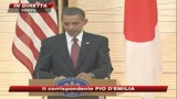 Obama in Giappone consolida i rapporti con Tokyo