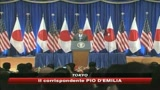 Obama in Giappone: dialogo con Cina, monito a Nordcorea