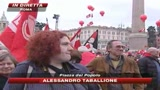 14/11/2009 - Crisi, Cgil in piazza. Il peggio deve ancora arrivare
