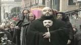 Venezia, scene di un funerale